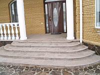Гранитные лестницы, гранитные ступени