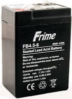 Батарея для ЮПС Frime FB4.5-6