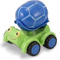 Игрушка для игры в песке Цементовоз Черепашка