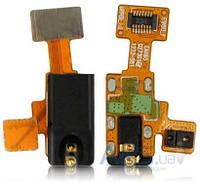 Шлейф для LG E960 Nexus 4 с разъемом гарнитуры и датчиком приближения Original
