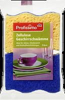 Profissimo Zellulose Geschirrschwämme ― Губка из целлюлозы для мытья посуды, 2 шт