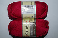 YarnArt Begonia - 6358 малиновый