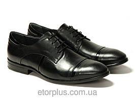 Туфли Etor 6699-636 черные