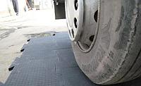 Модульное резиновое покрытие для промышленных объектов, ремонтных мастерских, автосервисов