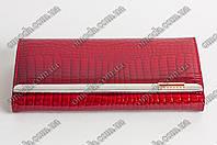 Лаковый женский кошелек Balisa красного цвета