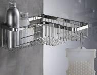 Полочка-сетка угловая COLOMBO DESIGN B9615