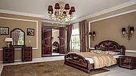 Спальня Мартіна радіка махонь МіроМарк / Спальный гарнитур Martina MiroMark, фото 1