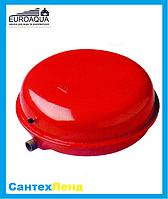 Плоский расширительный бак euroaqua 12 литров