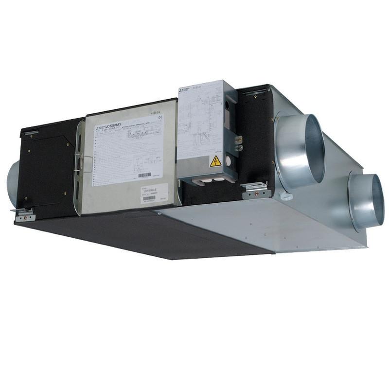 Приточно-вытяжная канальная установка Mitsubishi Electric LGH-50RX5-E