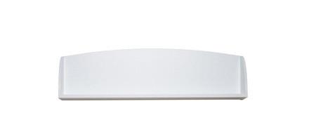 Полиця POL/120 Салерно Білий (Гербор ТМ)