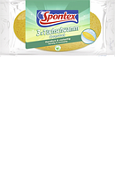 Spontex Tuchschwämme - Универсальная губка для мытья посуды, 3 шт