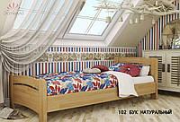 """Кровать из дерева """"Венеция"""" 190*80"""