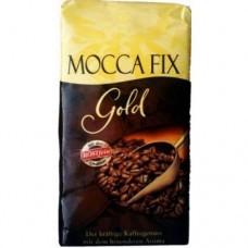 Кофе молотый смесь арабики и робусты Mocca Fix Gold, 500 г Германия, аромат с нотами ореха и меда