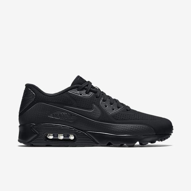 Кроссовки Nike Air Max 90 Ultra Moire черного цвета - Интернет магазин обуви  «im- 1fc961e2c55