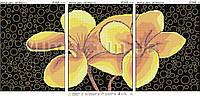 """Схема для вышивки бисером """"Цветы дружбы"""""""