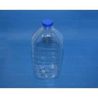 Крышка пластиковая с ручкой для ПЭТ бутылок