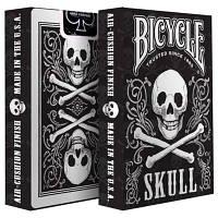 Карты Bicycle Skull, фото 1