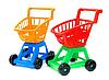 Детская игрушка тележка с корзинкой Орион 693