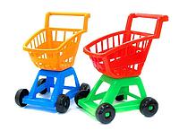 Детская игрушка тележка с корзинкой Орион 693, фото 1