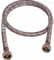Шланг для водопровода 20 ГГ в алюминиевой оплётке