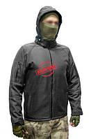 Куртка-ветровка тактическая Black