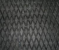 Антискользящие маты из цельнолитой резины для автосервиса, гаража, СТО, шиномонтажа