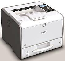 Монохромный принтер Ricoh SP 3600DN.  Формат А4, дуплекс.