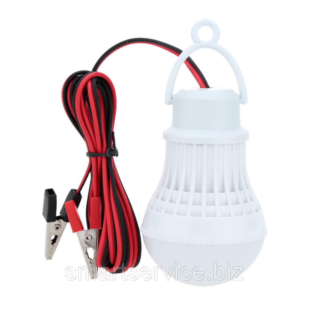 Подвесная светодиодная лампа на 12 вольт