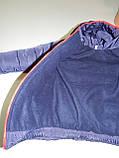 Куртка детская зимняя для мальчика Стив 98-104-110-116см., фото 6