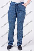 Молодежные спортивные штаны ADIDAS DARK BLUE