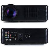 Проектор Excelvan CL720 LED HD,3000LM,ТВ Тюнер, фото 2