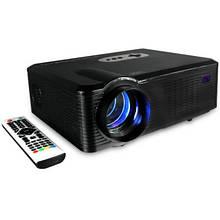 Проектор Excelvan CL720 LED HD,3000LM,ТВ Тюнер