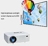 Проектор Excelvan CL720 LED HD,3000LM,ТВ Тюнер, фото 7