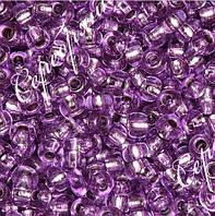 Бісер фіолетовий 08228 Чехія Preciosa