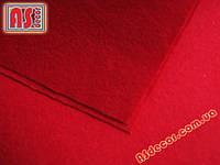 Фетр 1 мм №26 красный 25*21 см