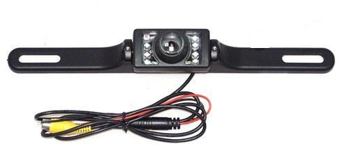 Універсальна камера заднього огляду для автомобіля 1209 KD-1209