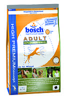 Корм для собак BOSCH HPC Эдалт (птица+зерновые) 1 кг