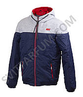 Мужская ветровка утепленная Nike, производство Украина