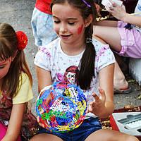 """Детский пластиковый конструктор """"Творец"""" на 150 деталей в Харькове."""