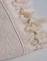 Тонкие летние полотенца Meyzer Tassels от Hamam