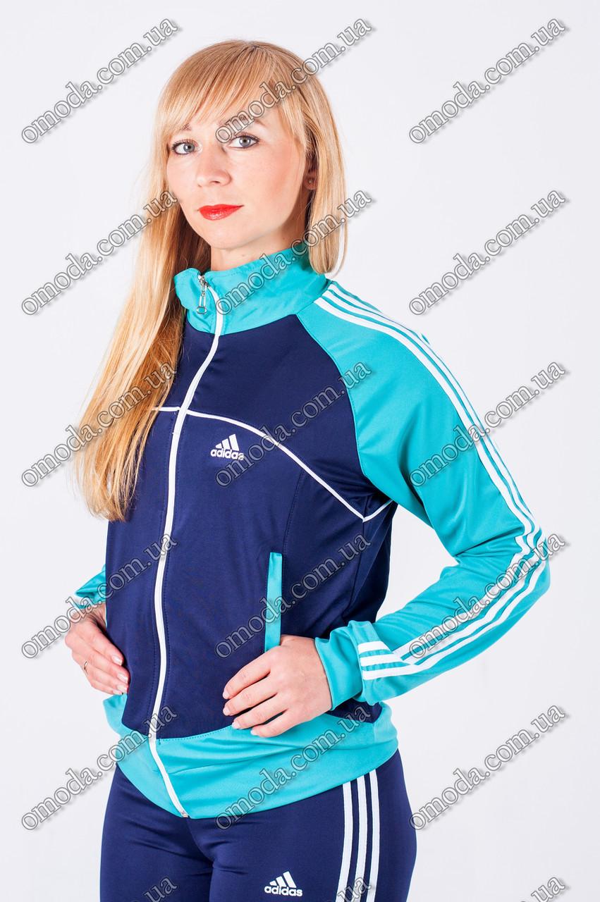 Женский спортивный костюм в стиле ADIDAS