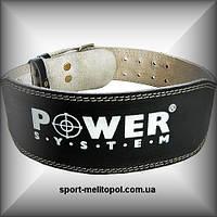 Power System-3250 Power Basic Пояс тяжелоатлетический