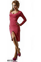 Женское элегантное платье до колен (р. S,M,L)