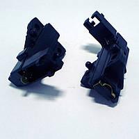 Щётки мотора 5-13,5-36 в корпусе направляющие по сторонам