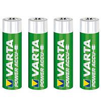 4шт Аккумуляторы в кейсе Varta AA 2400 Ready 2 Use, фото 1
