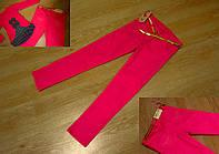 Штаны брюки модные джинсы на девочку