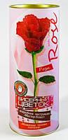 Бисерный цветок Роза
