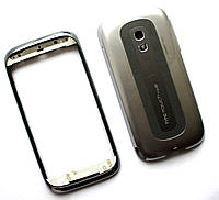 Корпус для HTC T7373 Touch Pro2 Silver