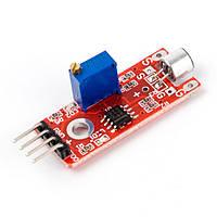 Микрофонный модуль, звуковой датчик Arduino