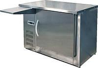 Прилавок холодильный среднетемпературный ПХС-0,300 охлаждаемый стол (нерж)